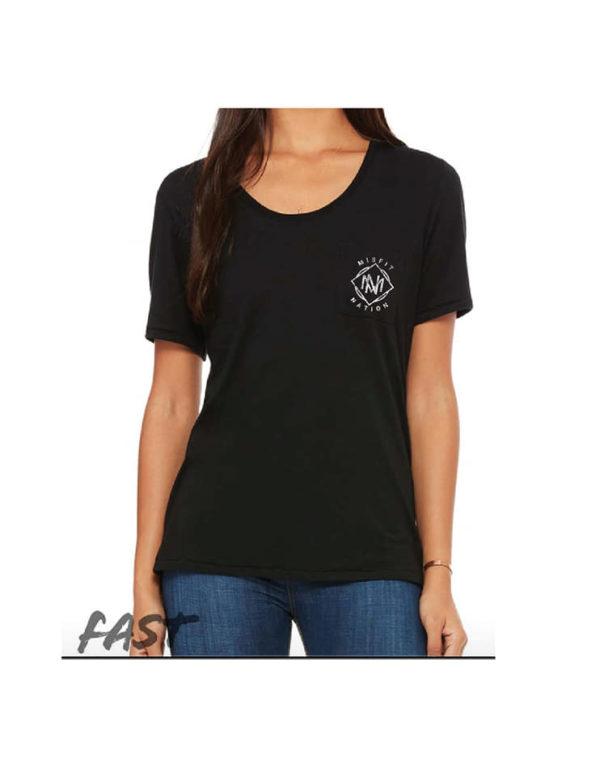 Misfit Nation Pocket T-Shirt