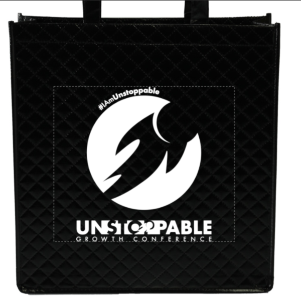 Unstoppable Attendee Tote